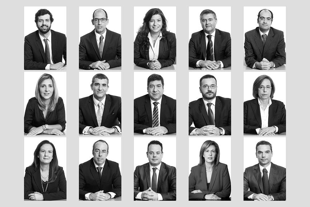 Fotografia Institucional dos colaboradores da Empresa