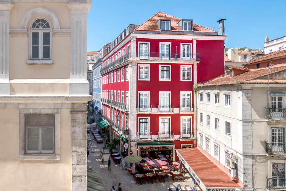 Hotel - Fotografia de Fachada