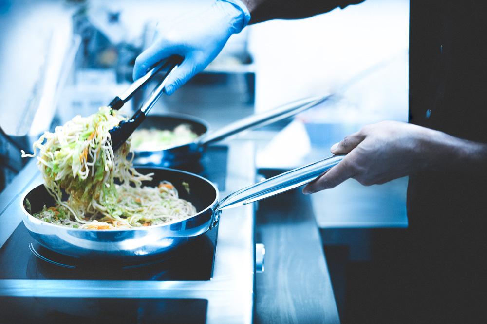 Fotografia para restaurantes