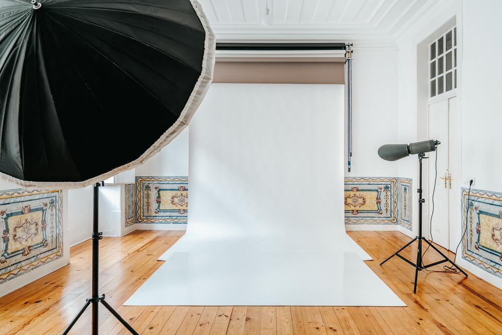 Estúdio Fotográfico - Fotografo Lisboa